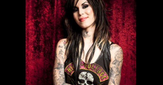 Happy Birthday, Kat Von D