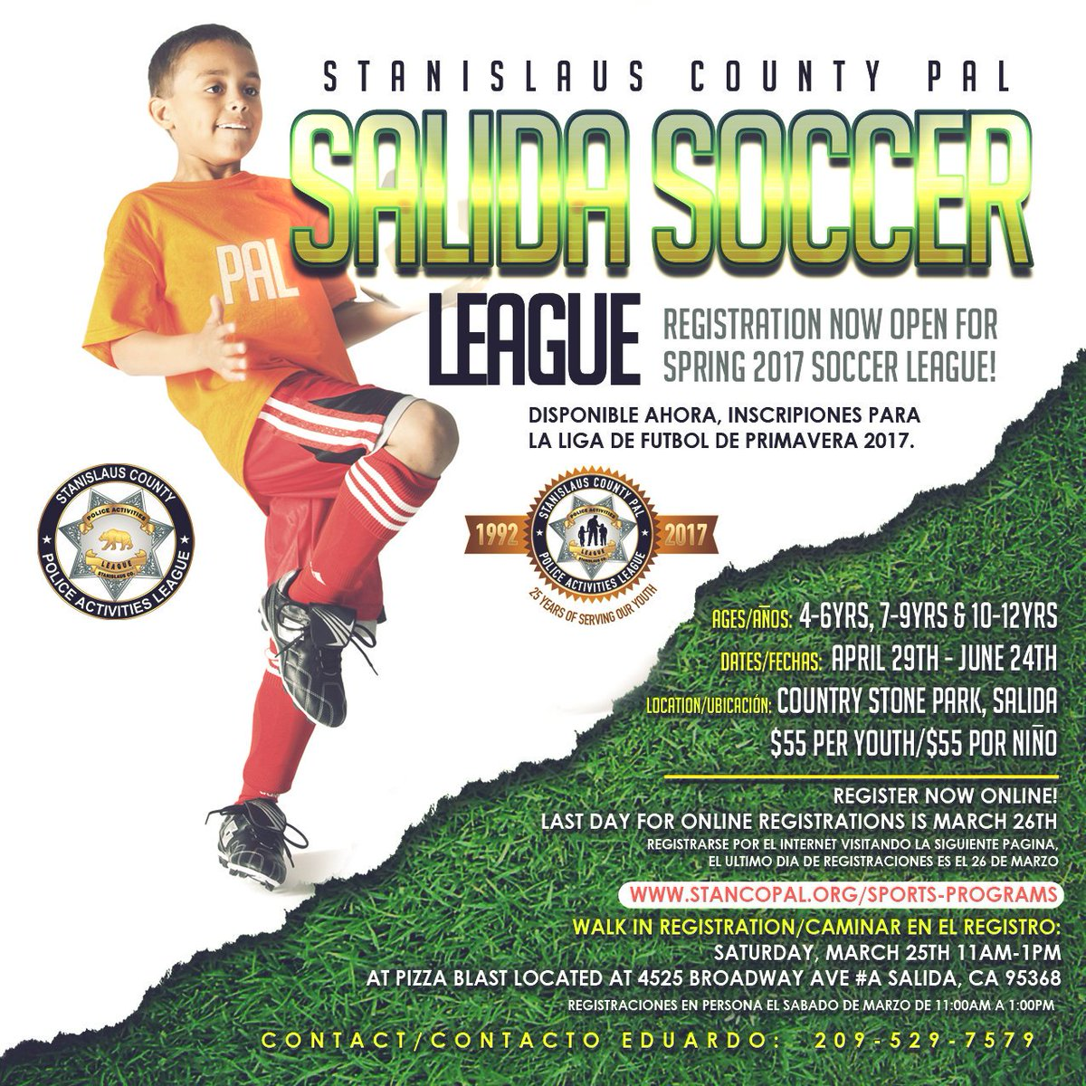 La liga de f tbol profesional laliga is a private non profit sports - Stanislaus Pal On Twitter Registration Going On Now Register Today Salidacanews Https T Co 9assknrlr8