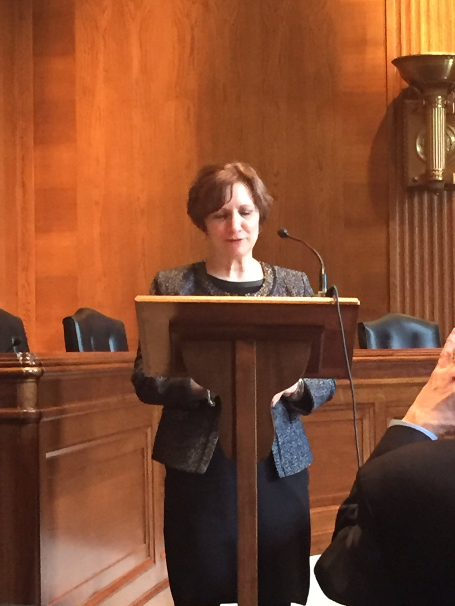 .@RepBonamici highlights how #ESSA's evidence-based provisions and the RELs support actionable #edresearch. #eddata @KnowledgeAll #RELevant https://t.co/erVFLtHHGC
