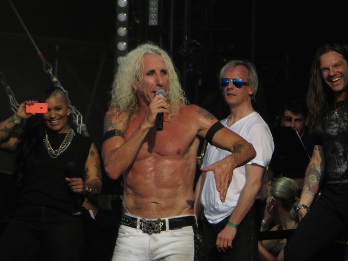 Happy Birthday Dee Snider aka the fittest 62 year old in ROCK!