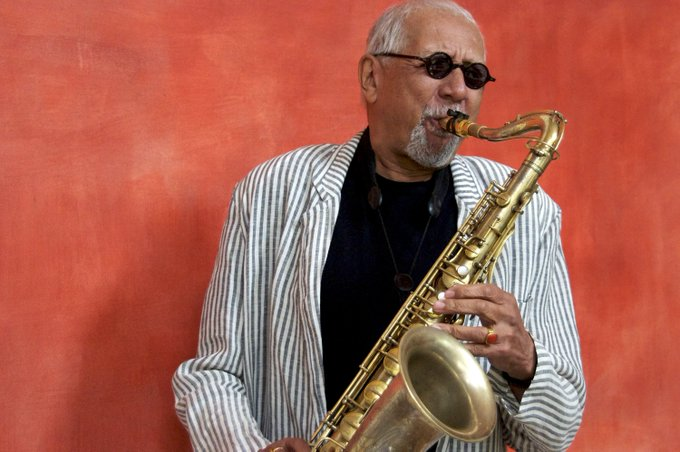 Happy Birthday to 2016 inductee, Charles Lloyd!