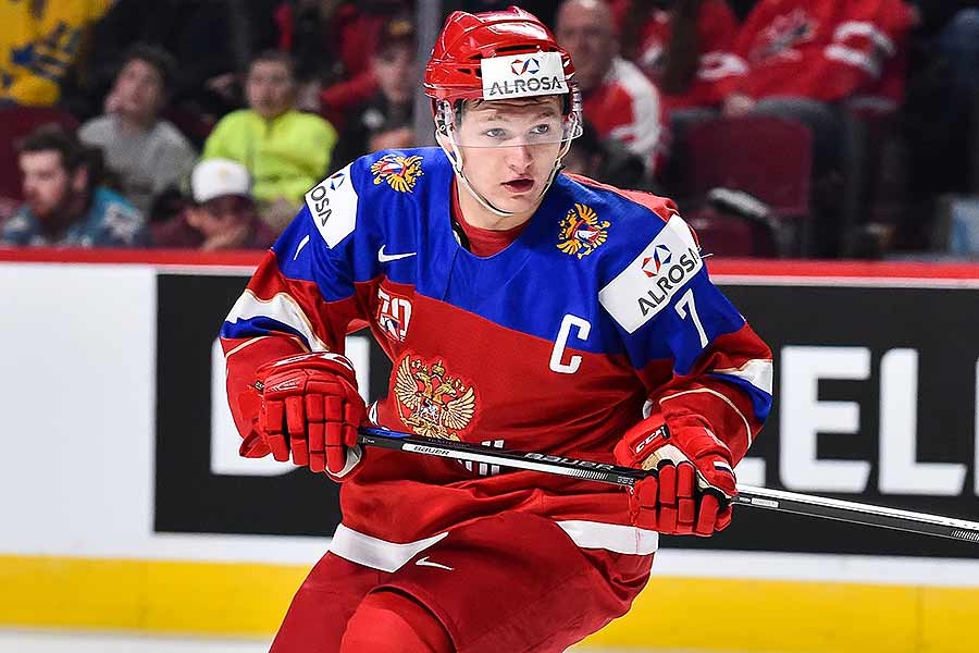 KHL: 5 Prospects Poised For Breakout Season - Wild May Have Hit Home Run With 2015 5th-round Pick They Used On Kaprizov