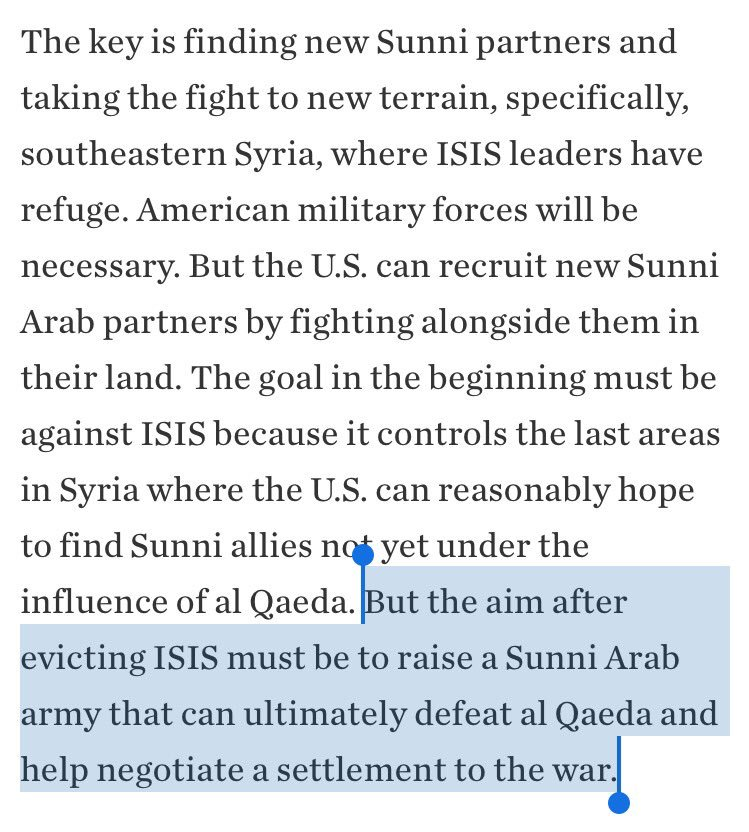 Any reference to a negotiated settlement – at least between Assad and the opposition – already means we're talking about 🦄🦄🦄, but... https://t.co/E6CtnsmLu5