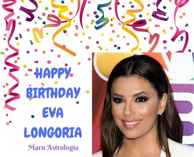 HAPPY BIRTHDAY EVA LONGORIA!!!!