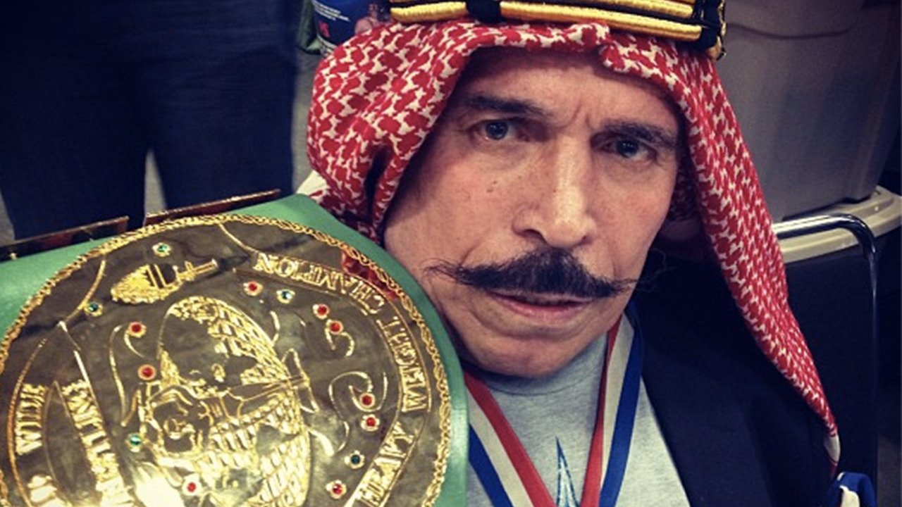 Happy Birthday to former WWE Champion and Hall of Famer The Iron Sheik who turns 75 today!