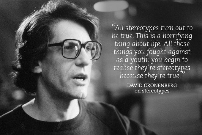 Happy Birthday David Cronenberg a true movie making legend