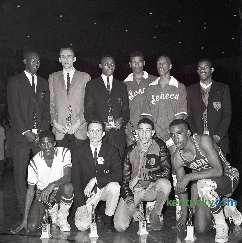 """KY Archive on Twitter """"1963 KHSAA Sweet 16 All Tourney"""