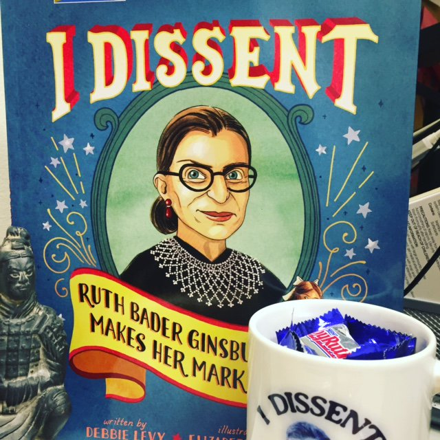 Happy Birthday to Supreme Court Justice Ruth Bader Ginsburg! TY to for sharing her shrine