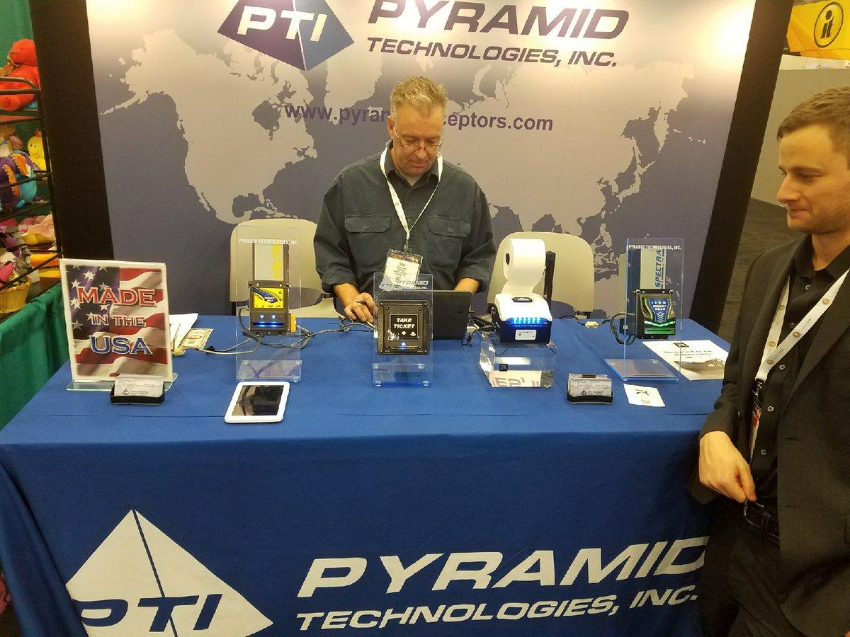 Pyramid Technologies (@PTIacceptors) | Twitter