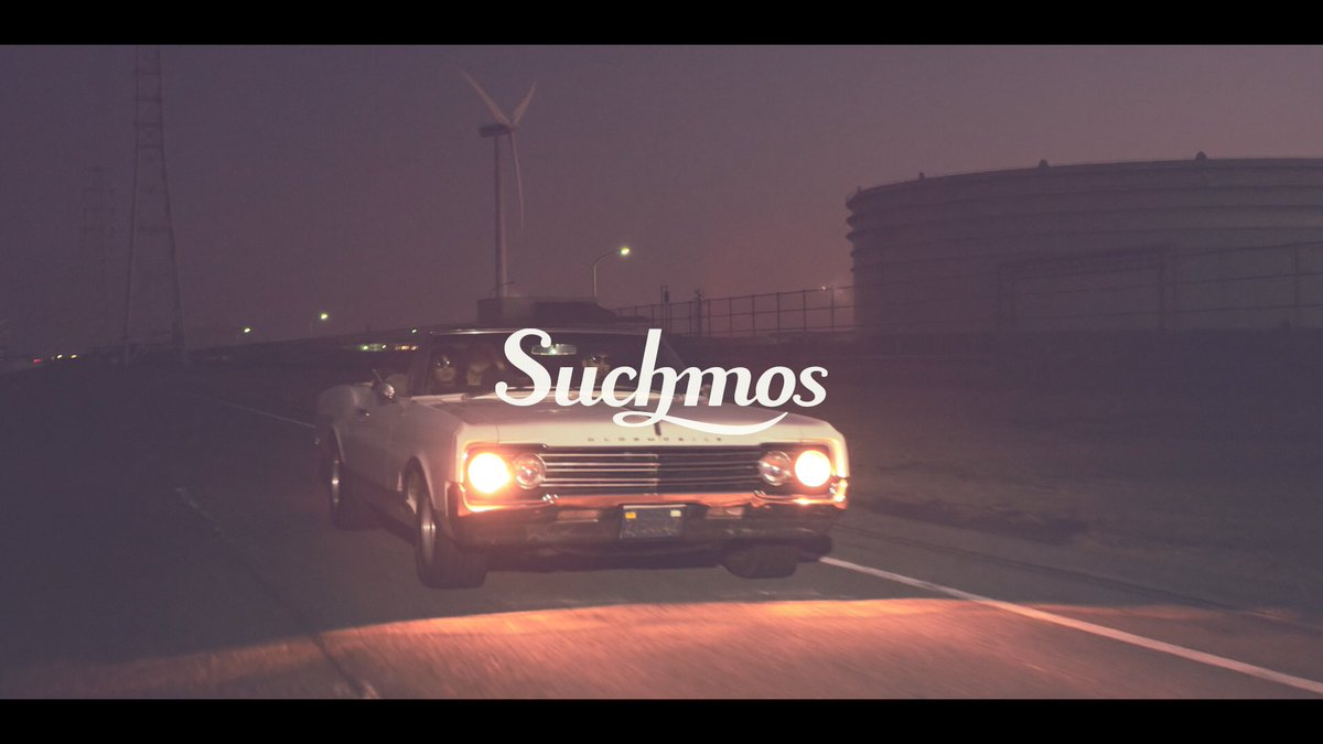 Suchmos×山田健人 PINKVIBES MUSIC VIDEO‼︎   youtu.be/3N4fu4ovOcs