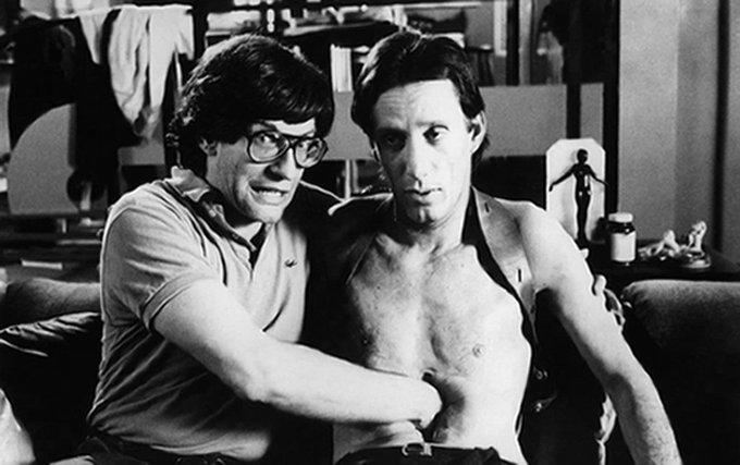 Happy Birthday to director David Cronenberg March 15, 1943