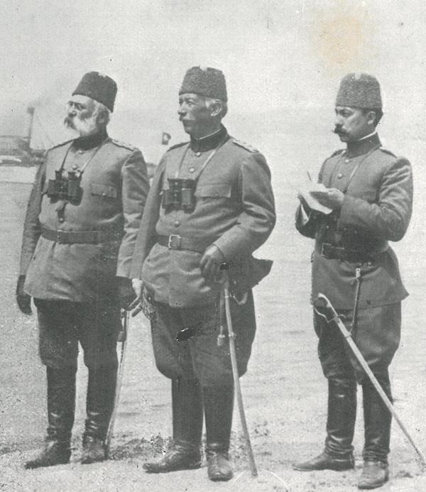 Mesut Uyar On Twitter Early Defenders Of The Dardanelles During