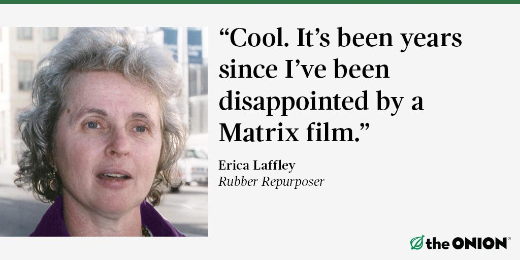 'Matrix' Reboot In The Works trib.al/A5iTMQl #WhatDoYouThink?