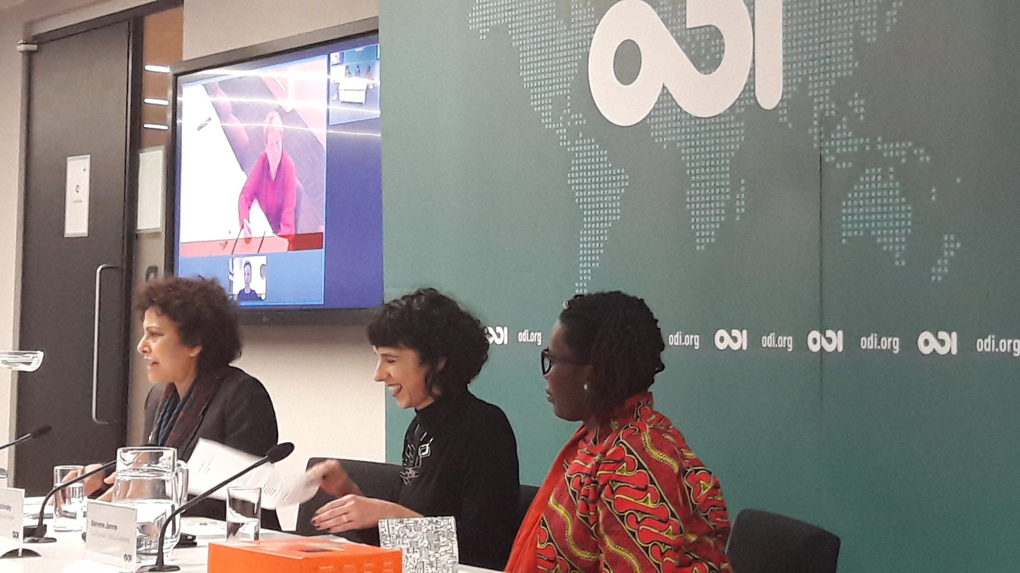 Inspiring panel on fighting the current backlash against women! #IWD2017 thanks @odidev https://t.co/ufoI8JlHP8
