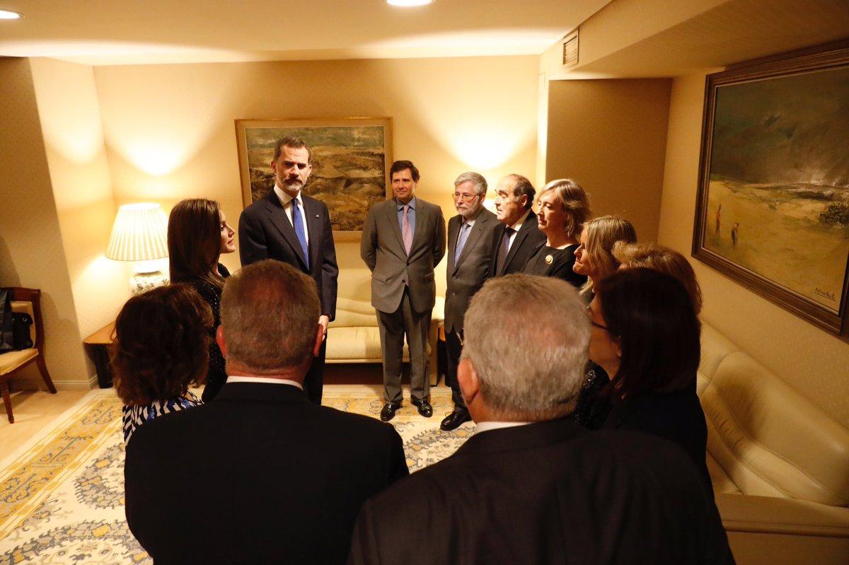 Imperor.net: Новости: аристократия, монархия, luxury, история Королевская чета Испании посетила концерт памяти жертв терроризма