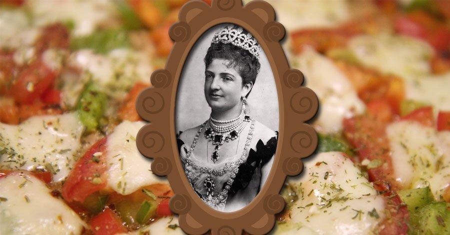 En el #DiaInternacionalDeLaMujer hablamos de la reina que, supuestamente, da nombre a la #pizza margarita.  http://piccoloandrea.es/blog/gastronomia/20/pizza-margarita-marketing-historia…