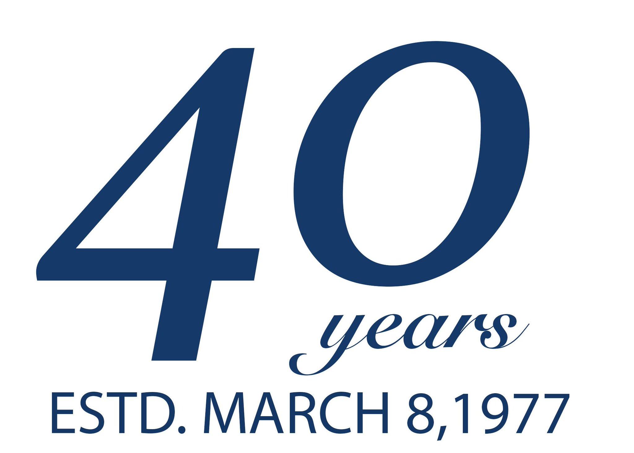 WTDC 40 year