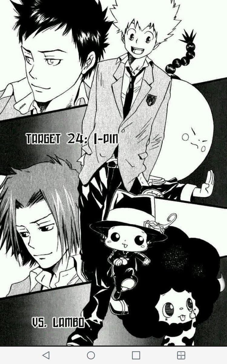Nyfastkat On Twitter Rereading Katekyo Hitman Reborn Reborn Manga Gokudera Tsuna Ipin Lambo Yamamoto