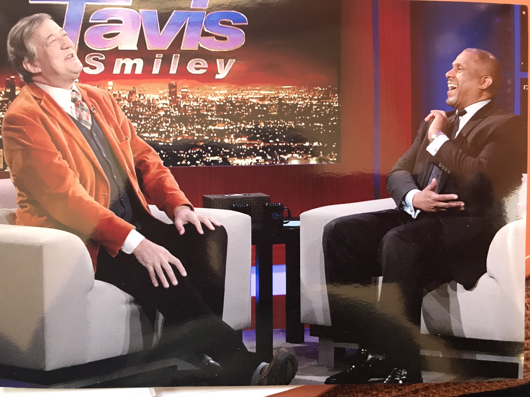 Check out my conversation with @TavisSmiley on his TV show, airing tonight on your local @PBS station. https://t.co/Bg8rnkzEuV