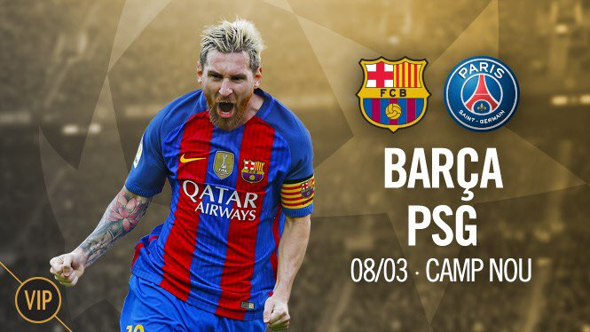 Vedere BARCELLONA PSG Diretta Streaming Rojadirecta: alternative VIDEO Gratis Online Champions League