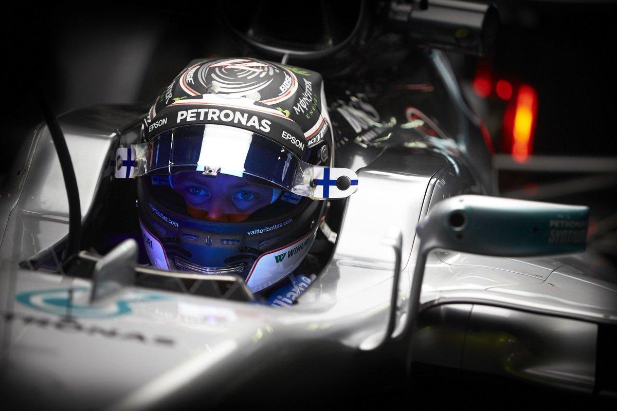 Mercedes-AMG F1 в Twitter
