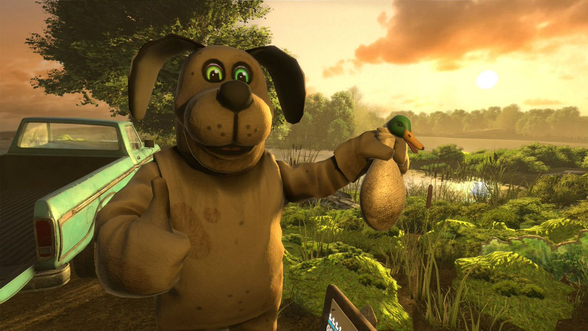 Duck Hunt Meets Five Nights At Freddy's In Stress Level Zero's Next VR Game