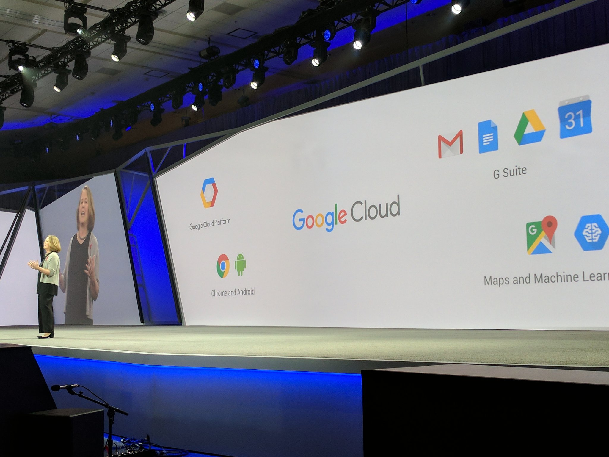 And of course Greene starts with @googlecloud https://t.co/xfrXSBzoy9