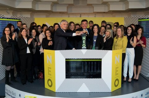 .@Aequitas_NEO Stock Exchange Bells Ring Around the World in Support of Gender Equality | Business Wire https://t.co/P9pxwBa4rc #IWD2017 https://t.co/0EOWefpPIS