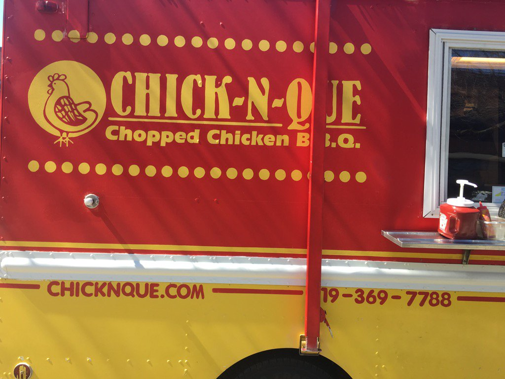 Chicknque Food Truck
