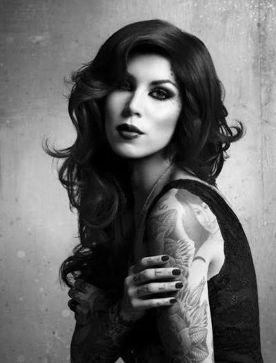 Wishing a very happy 35th birthday today to the wonderful Kat Von D!