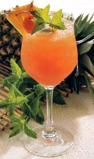 Рецепт апельсинового сока