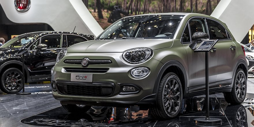 fiat500x on. Black Bedroom Furniture Sets. Home Design Ideas