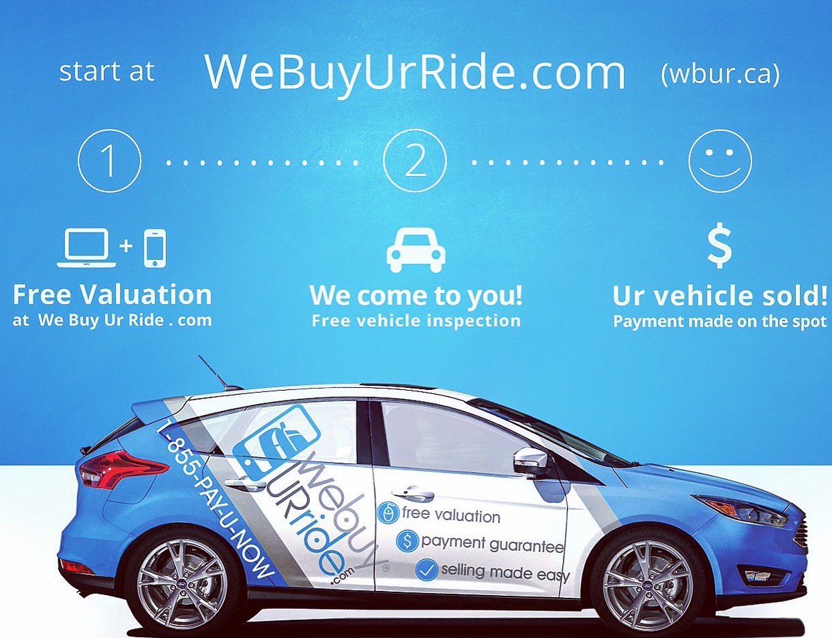 We Buy Any Car Radio Advert