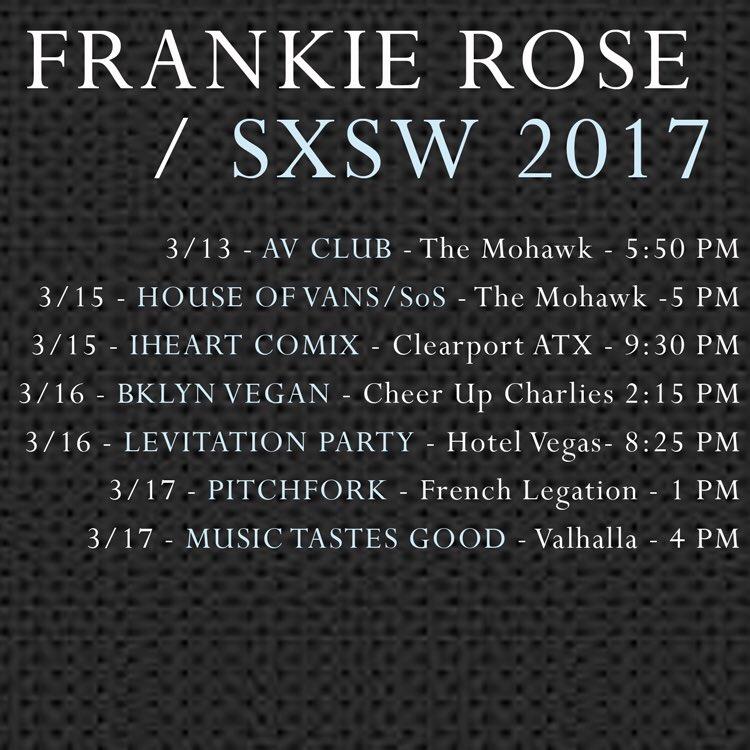 Here's my full sxsw schedule. ❤ https://t.co/GLppw8QKWY