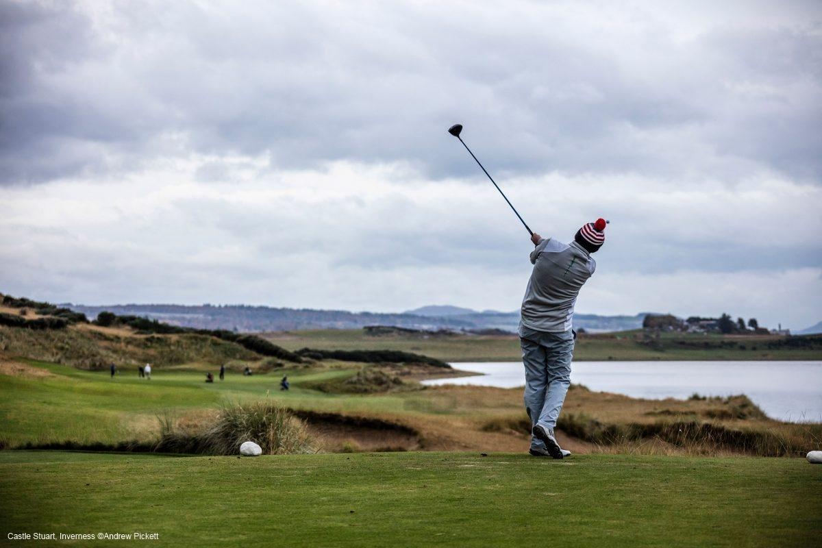 Visit scotland golf