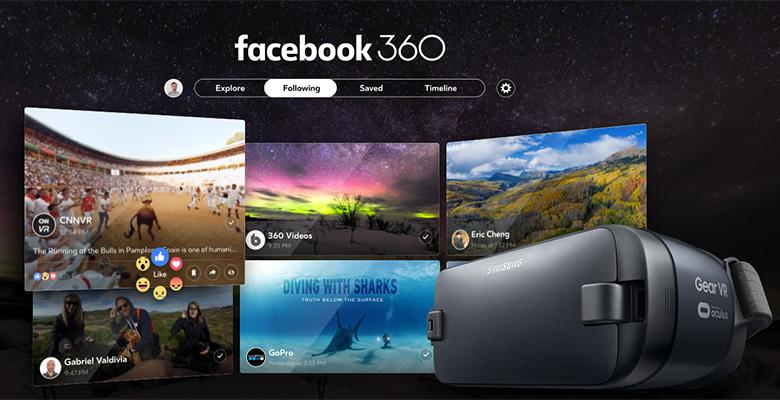 Enjoy the Best of 360 Video Content with the New Facebook 360 App—Now Available on Gear VR!