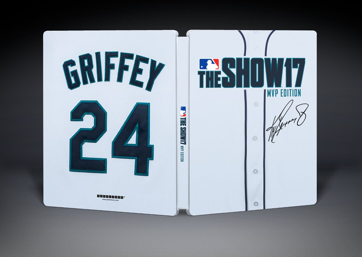 Giving away a copy of MLB The Show 17 MVP Edition. RT/Follow to qualify. Winner will be drawn and contacted 3/23. https://t.co/MmvywqVZqm