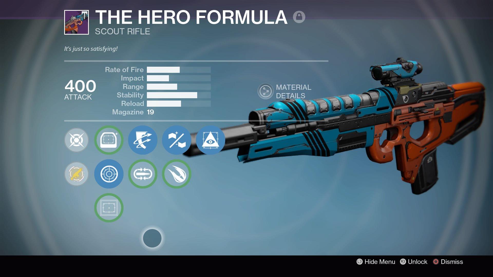The Hero Formula: Evil Monster