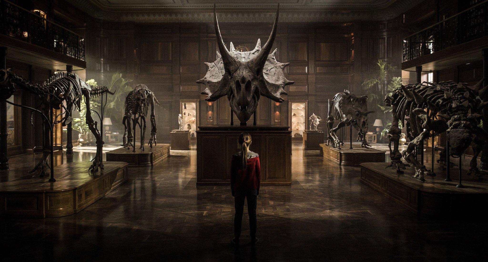 """Veja a primeira imagem oficial de """"Jurassic World 2""""!"""