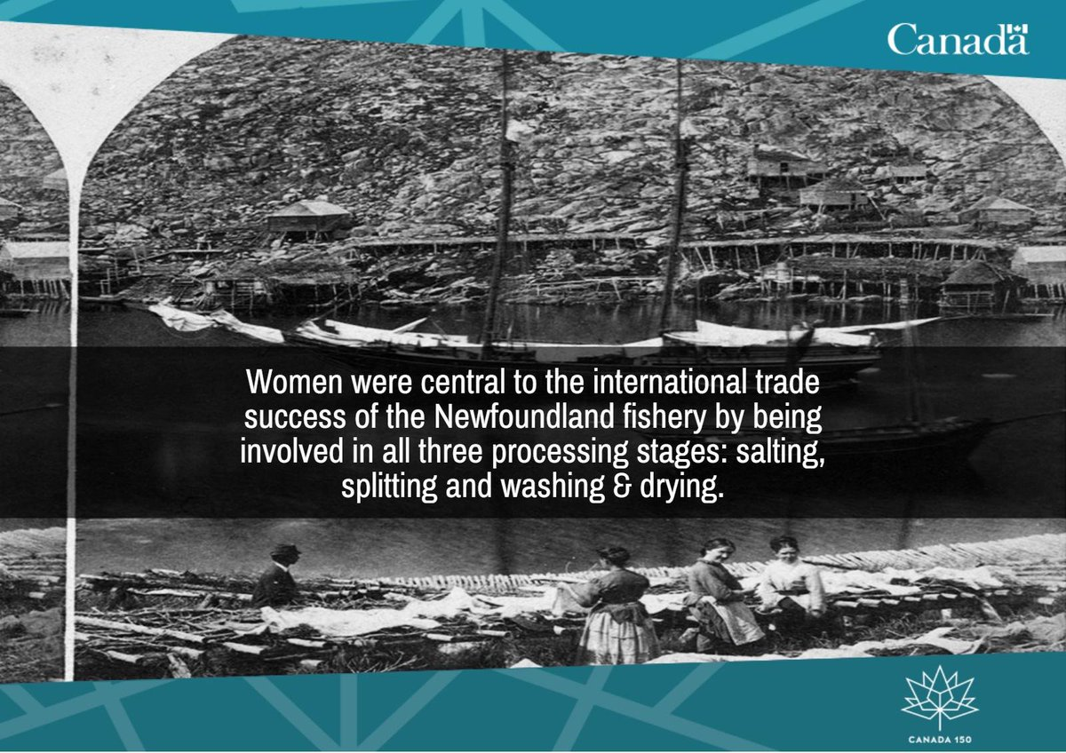 On #IWD2017: take a look back at the history of trade as an agent of change & a way to empower women. #Canada150 https://t.co/iNchhQB6Xm