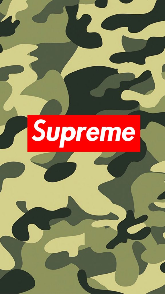 Sumpreme Camo Background Pictures To Pin On Pinterest Supreme