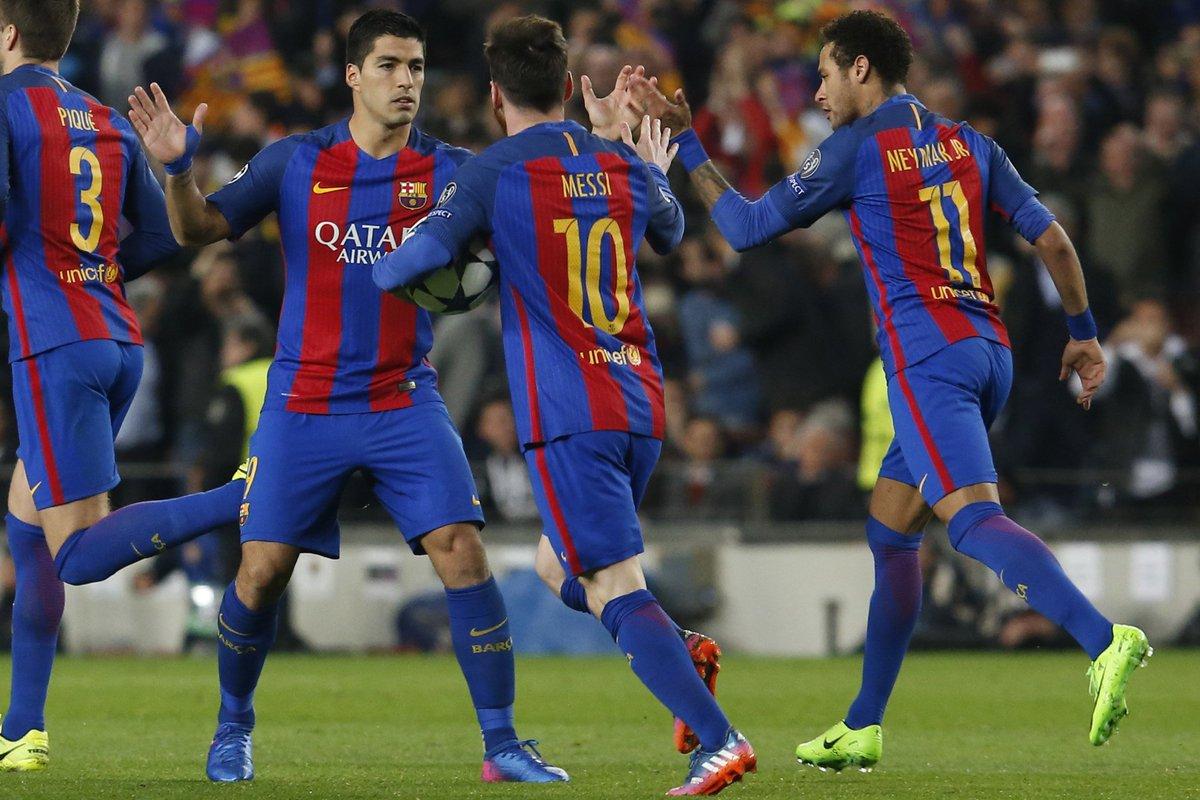 Barca Lolos 8 Besar Liga Champions, Ribery Angkat Topi