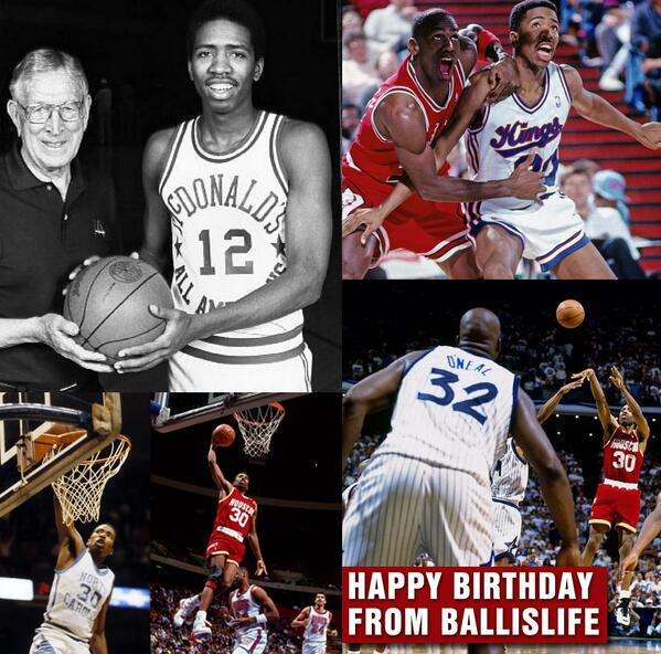 Happy 52nd Birthday to View 10 Random/Cool Things About Kenny Smith: