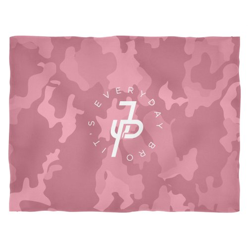 Fanjoy On Twitter So This Massive Pink Camo Fleece Blanket From