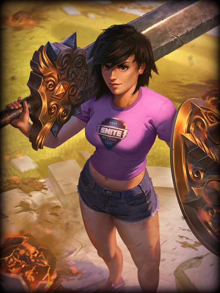 Smite On Twitter Show Off Your Spl Love With Pro League Bellona Huntingseason Https T Co Qa2upfwqe4