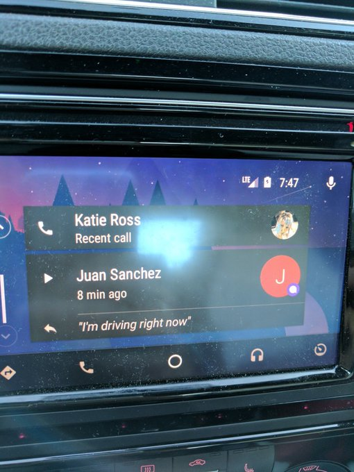 Google Allo Update Brings Support For Android Auto