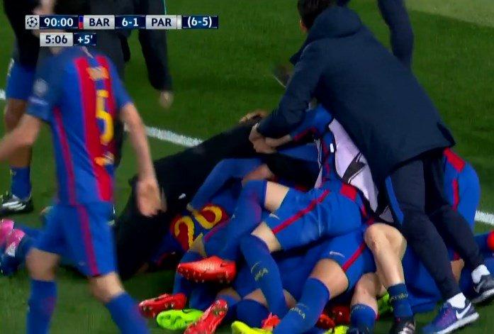 Barcellona Paris SG Video: risultato storico, nessuno c'era riuscito prima