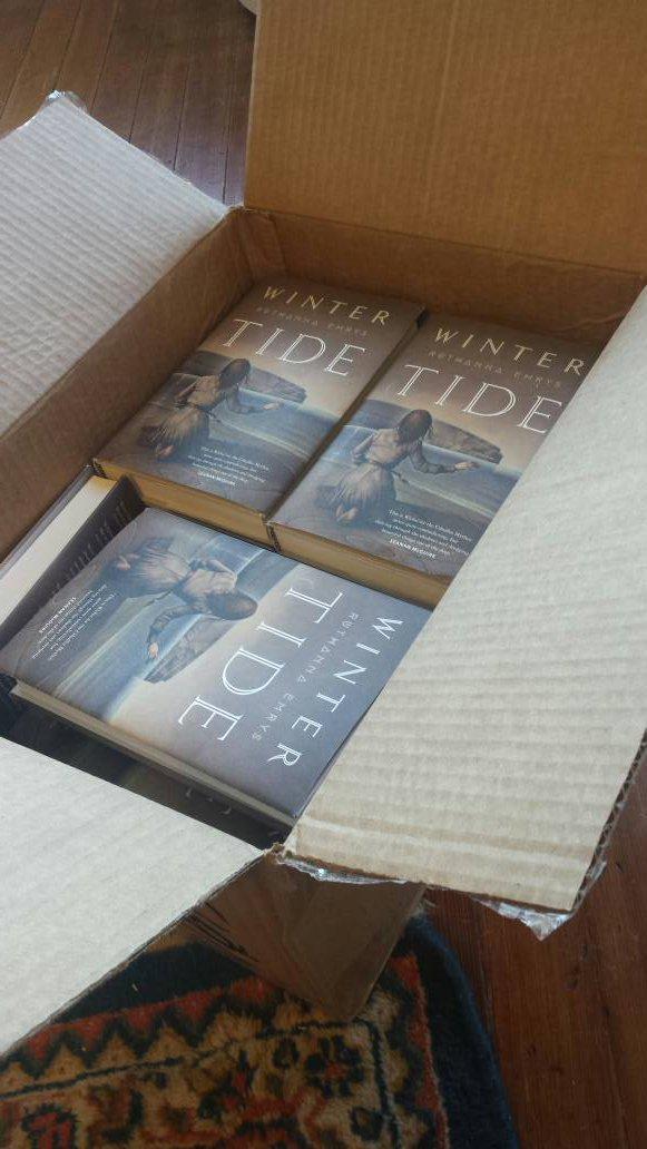Winter Tide box