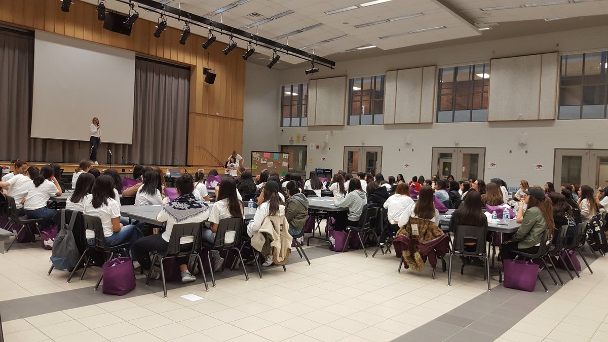 """Tommy Douglas S.S. on Twitter: """"So excited for the start of our empowerment  night. #InternationalWomensDay #community… """""""