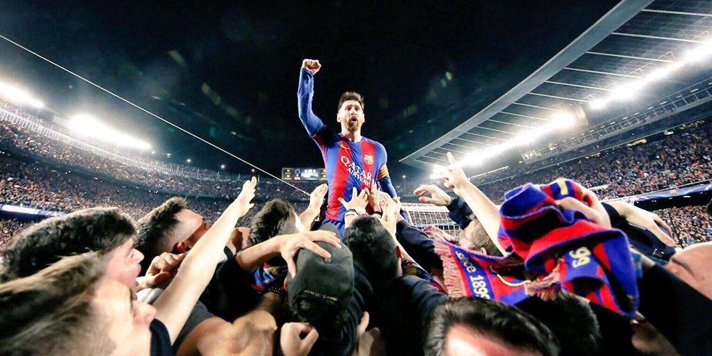 Barcellona da record: 6-1 al Paris SG, rimonta miracolo e qualificazione [VIDEO]